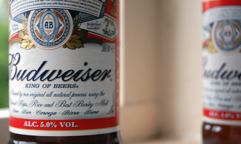 Budweiser Seeks to Change Name to 'America' This Summer