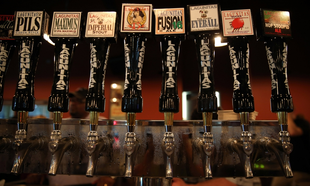 Lagunitas Beer Sanctuary Opening in Seattle