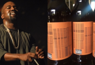 "Stillwater Artisanal Ales Releases ""I Miss the Old Kanye"" Beer"