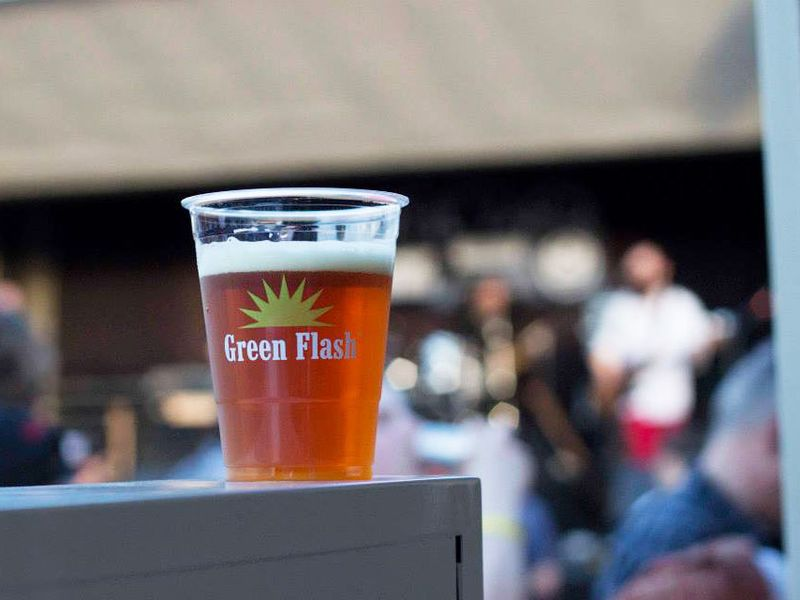 Green Flash West Coast IPA at Petco Park (San Diego Padres)