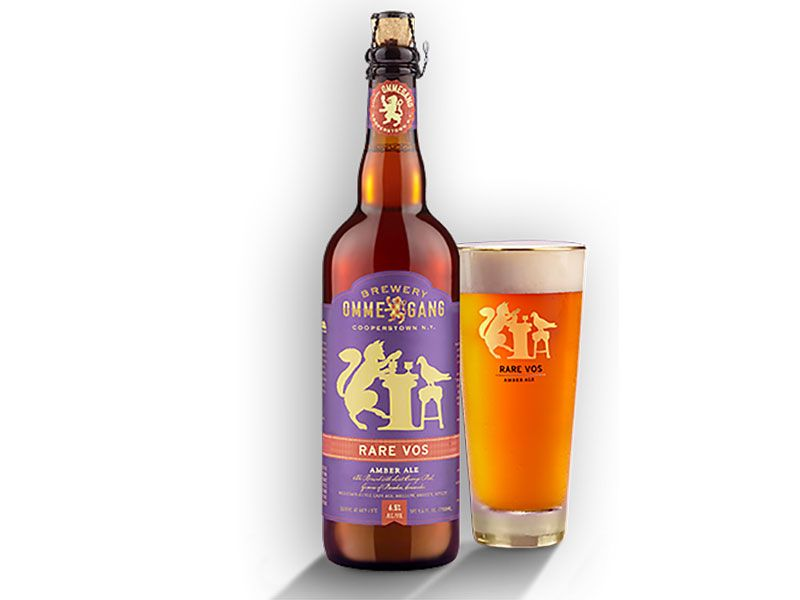 Ommegang Rare Vos at Citizens Bank Park (Philadelphia Phillies)