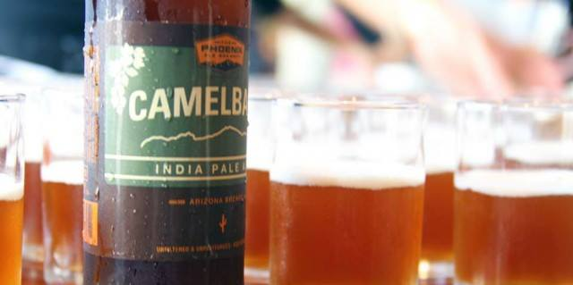 Phoenix Ale Brewery Camelback IPA at Chase Field (Arizona Diamondbacks)