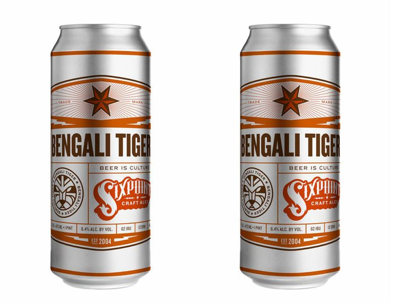Sixpoint Brewing Bengali Tiger at Citi Field (New York Mets)